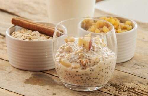miglior avena a base di porridge per la perdita di peso