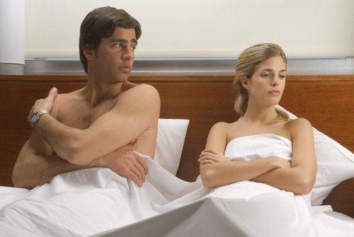 il dolore durante il rapporto sessuale può ostacolare la vita di coppia