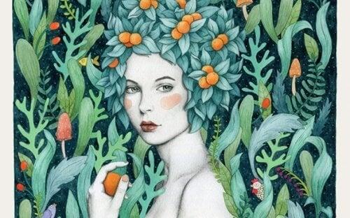 donna-con-frutta-in-testa donne complete