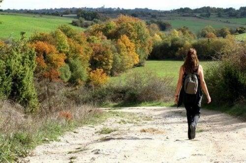 Camminare modifica il cervello se si è depressi