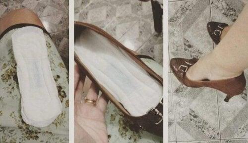 doppia-soletta scarpe