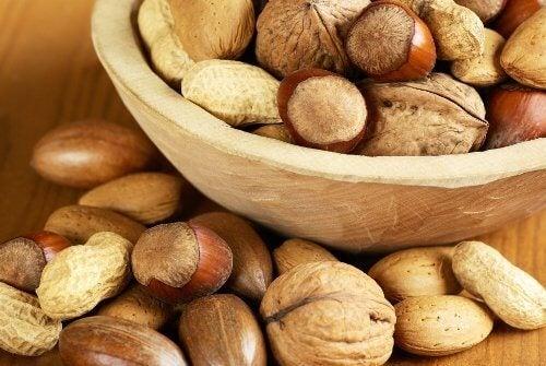 La migliore frutta secca per la salute