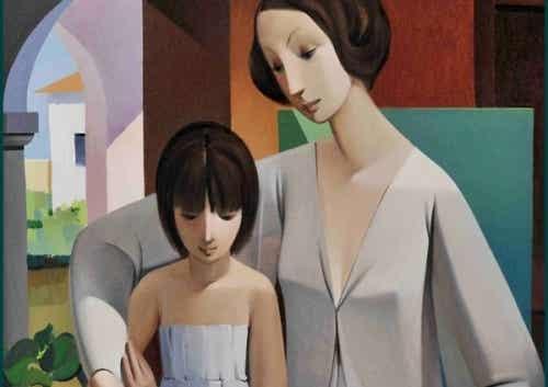 L'intimo legame emotivo tra madre e figlia