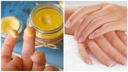 Ringiovanire le mani con un trattamento 100% naturale
