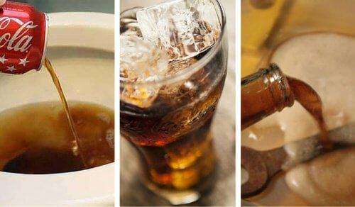 Usi alternativi della Coca Cola che forse non conoscete