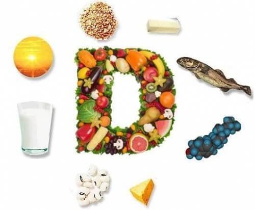 Vitamina d per l'ipocalcemia