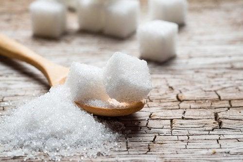 zucchero in zollette
