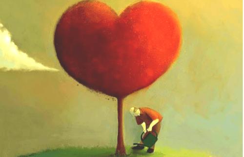 Un amore che si rispetti va annaffiato tutti i giorni