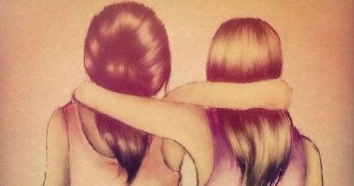 Gli amici duplicano l'allegria e dimezzano le pene