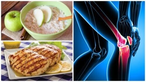 Salute di ossa e articolazioni: 2 diete per migliorarle