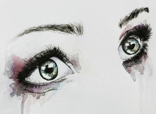 occhi violenza psicologica