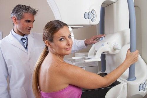 Fare una mammografia