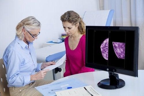 Lettura dei risultati della mammografia