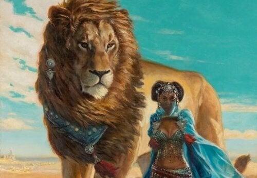 Donna e leone