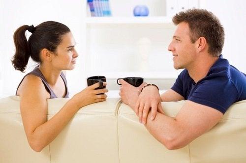 argomenti da affrontare col partner