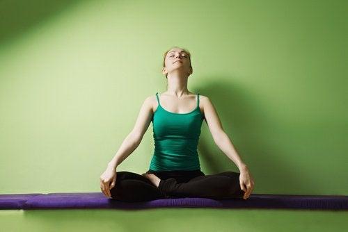 yoga ansia e stress