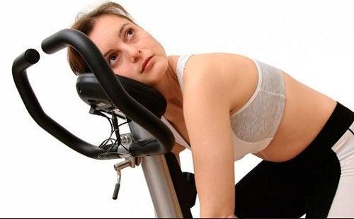 La carenza di potassio causa una sensazione di stanchezza
