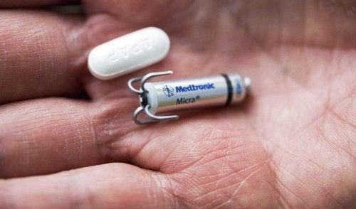 Micra: il pacemaker più piccolo al mondo