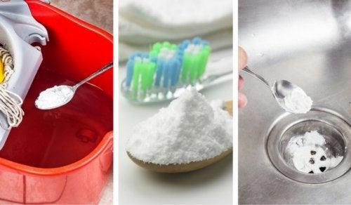 Fantastici Usi Del Bicarbonato Di Sodio Eccone 6 Vivere Piu Sani