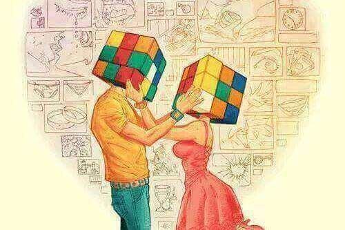 coppia-con-cubo-di-rubik-in-testa