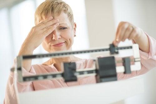 Inspiegabile aumento di peso a causa del fegato pieno di tossine