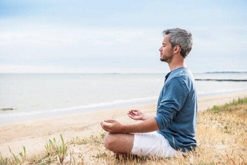 Curare la depressione con lo yoga