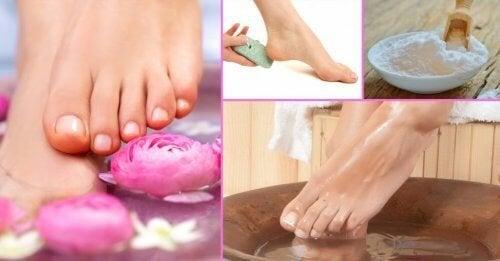 Micosi delle unghie: curarla con il bicarbonato
