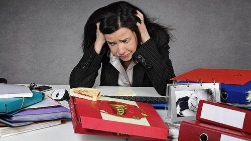 lavoro e stress
