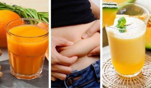 5 frullati per perdere peso e migliorare il sistema immunitario