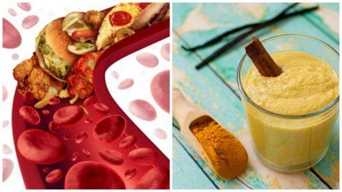 5 ottimi rimedi naturali per pulire le arterie ostruite