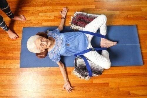 donna e yoga