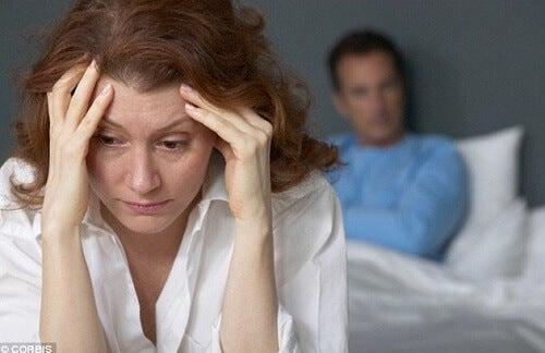 problemi di coppia e le energie negative