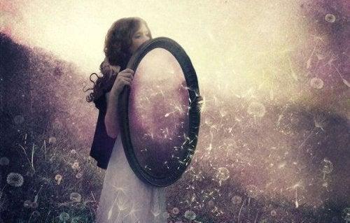 Che cos'è la legge dello specchio?