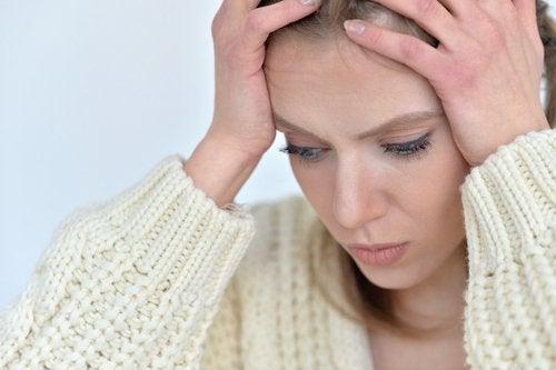 mal di testa effetti dell'ansia