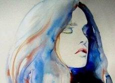 donna-occhi-chiusi donna forte