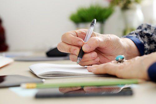 Scrivere per agilità mentale