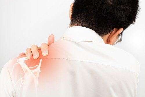 Trucco per alleviare il dolore muscolare in un minuto