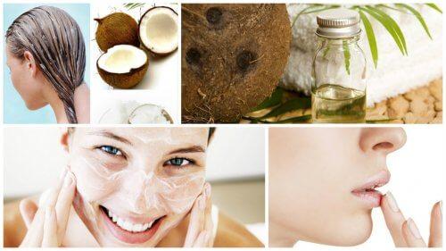 9 usi dell'olio di cocco che forse non conoscete