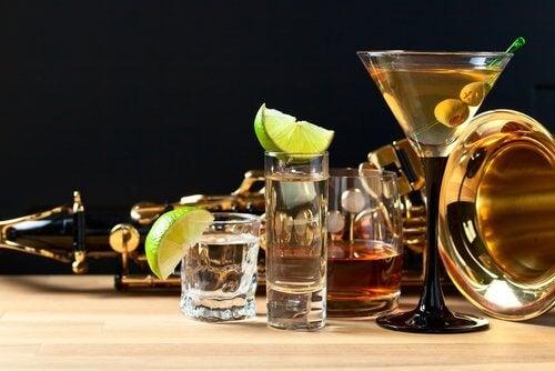 tipi di alcolici