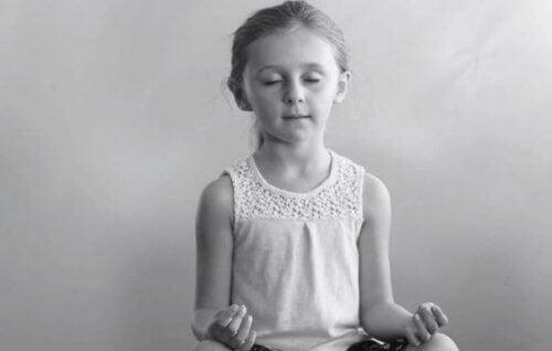 La meditazione: un'alternativa alle punizioni per i bambini