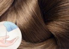 decolorare i capelli