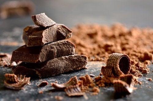 cioccolato per far diminuire lo stress