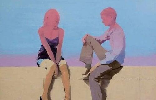 Se una coppia è d'accordo su tutto, è solo uno a decidere
