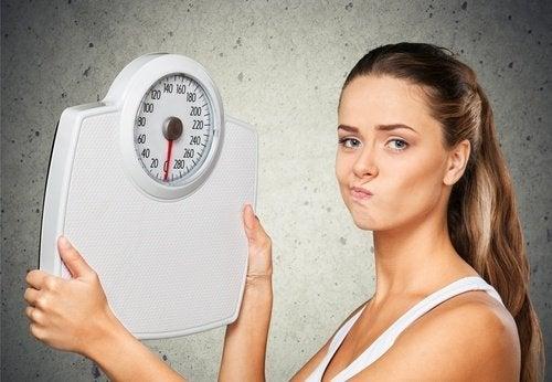 Non si riesce a perdere peso per 8 motivi