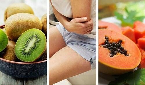 8 frullati a base di frutta contro la stitichezza
