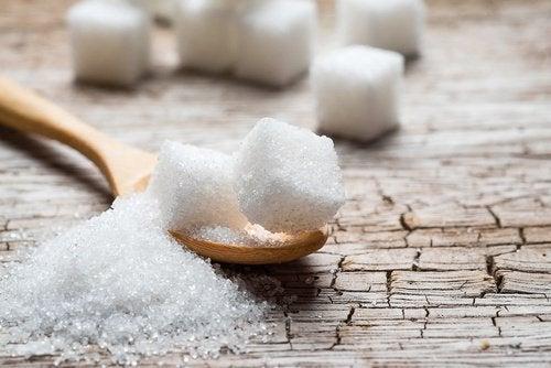 niente zucchero per proteggere le ossa