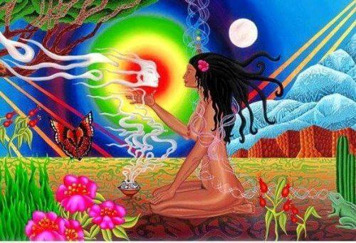 donna spirituale