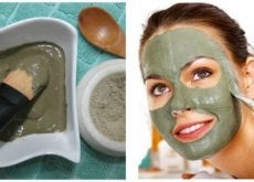 maschera verde