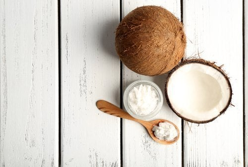Cocco e olio di cocco