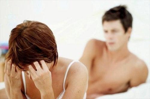 Il sesso non è più soddisfacente? 5 possibili motivi